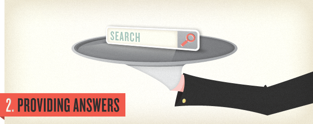 How Search Engines work - 2. Providing the Answers