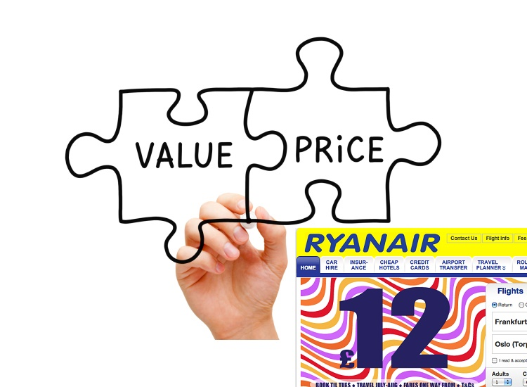 Good-value Pricing - Customer value-based pricing