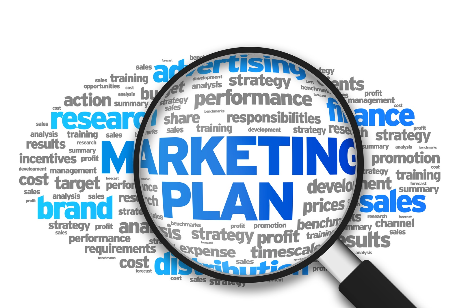 how to create a marketing plan 8 steps overview