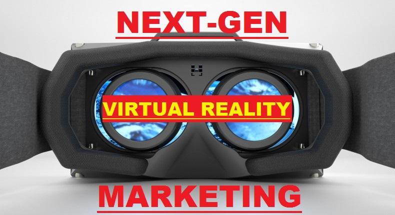 Oculus Rift: Virtual Reality as a Next-Gen Marketing Tool