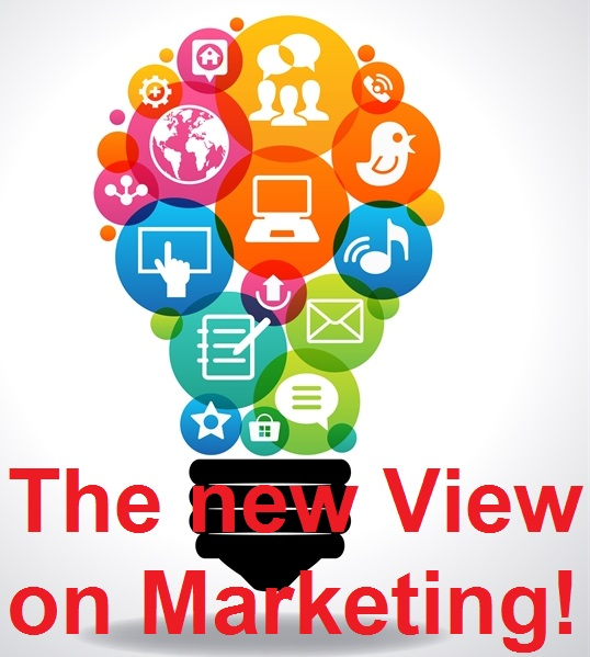 The new View on Marketing - Marketing reinvented! - Marketing-Insider.eu