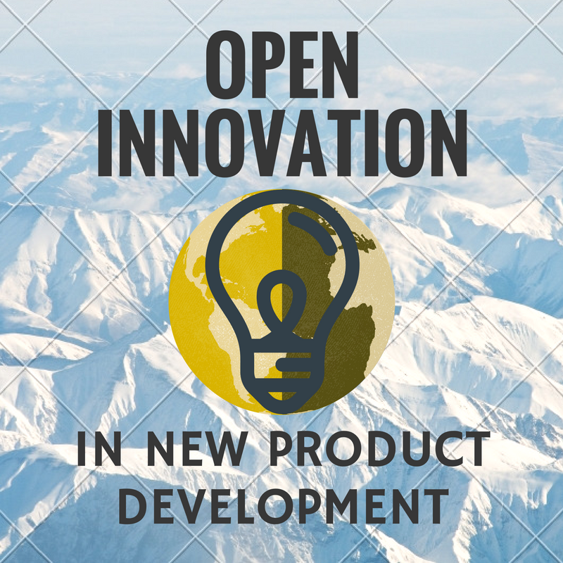 Open innovation in new product development extend your for Innovative product development companies